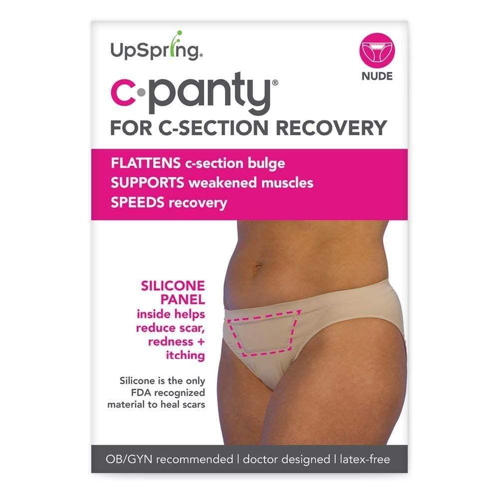 C-Panty C-Section Underwear, Classic Waist