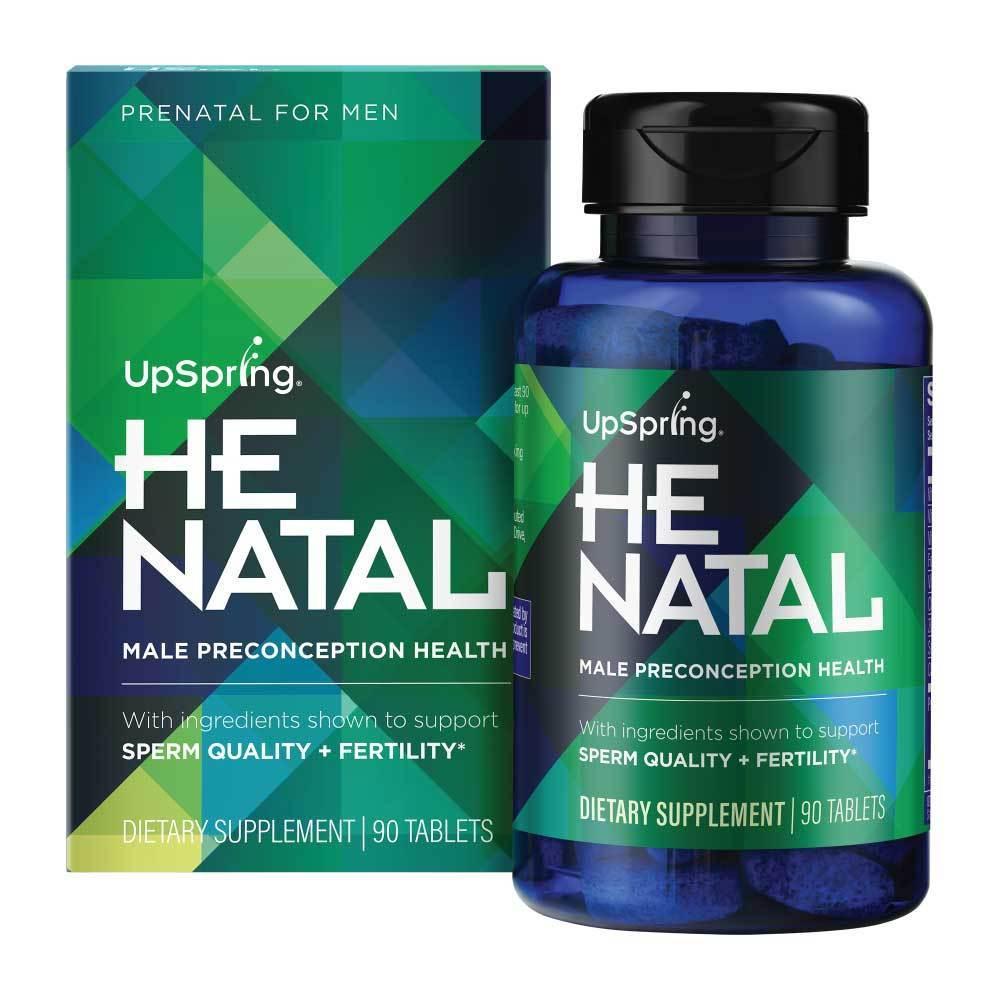 HeNatal Preconception Vitamin for Men
