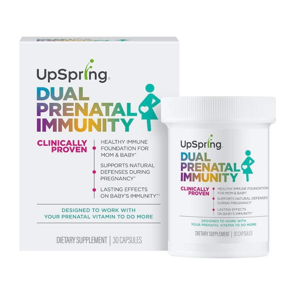 Dual Prenatal Immunity
