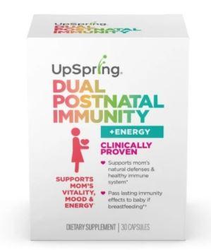 Dual Postnatal Immunity Probiotic